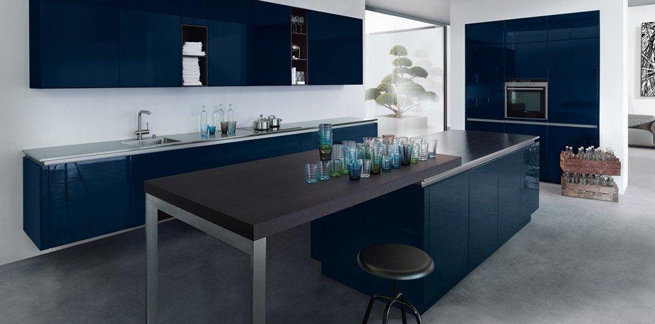 Die Küchentrends 2018 , Next 125 Premium Küche - Modern Life ...
