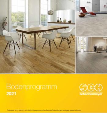 Schachermayer Bodenprogramm 2021